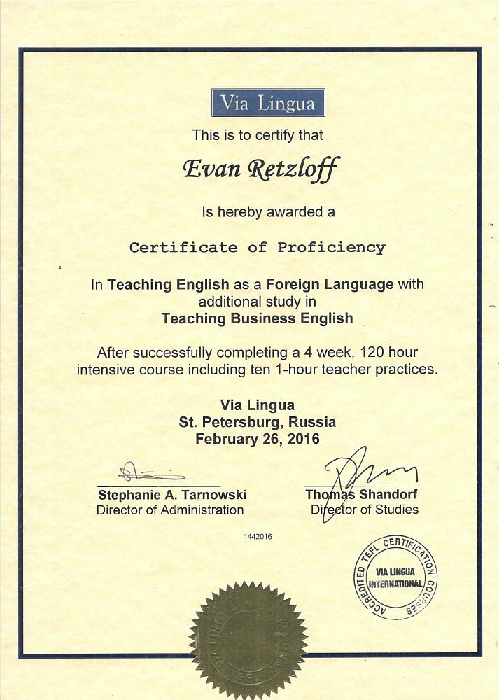 Наши преподаватели Образование признанный во всем мире сертификат tefl Дает право преподавать английский во всем мире Университет г Питтсбург диплом по истории